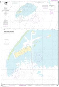 thumbnail for chart Johnston Atoll;Johnston Island Harbor