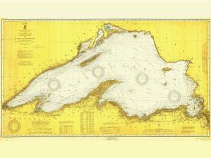 Wi 1919 Lake Superior