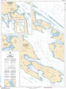 thumbnail for chart Plans - Gulf Islands
