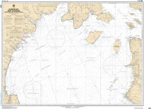 Nautical Charts Online - CHS Nautical Chart CHS5449, Hudson