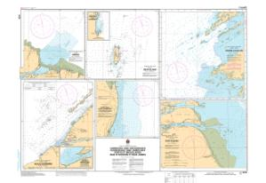 Nautical Charts Online - CHS Nautical Chart CHS5476