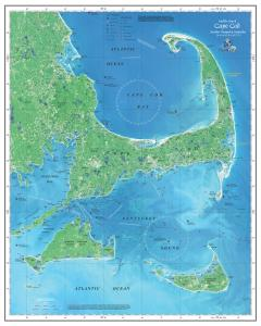 Nautical Charts Online Chart Cape Cod Ma Cape Cod Navisat Map
