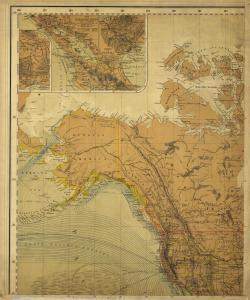thumbnail for chart WA,1867,The Nicaragua Route